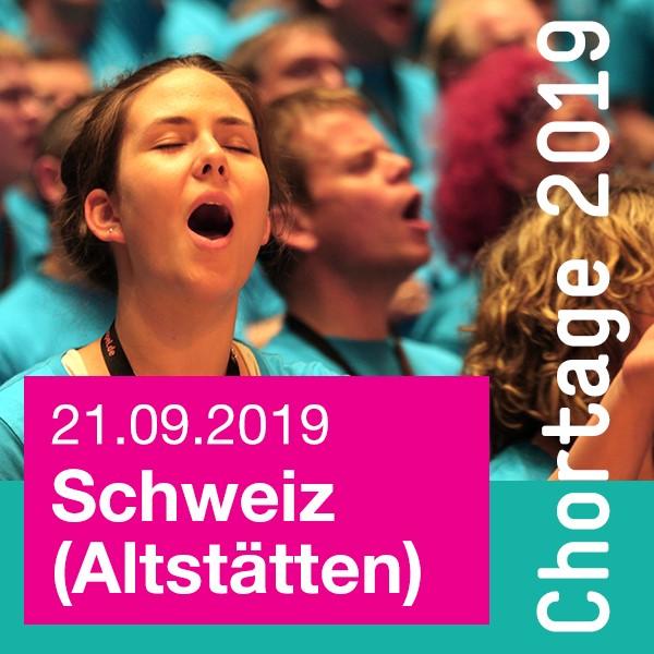 Chortag - Schweiz