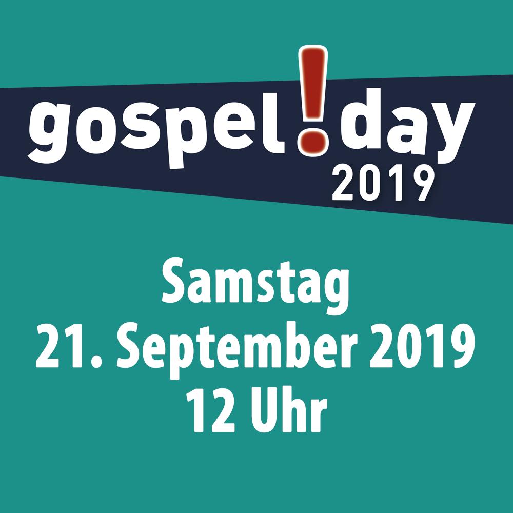 Gospelday 2019